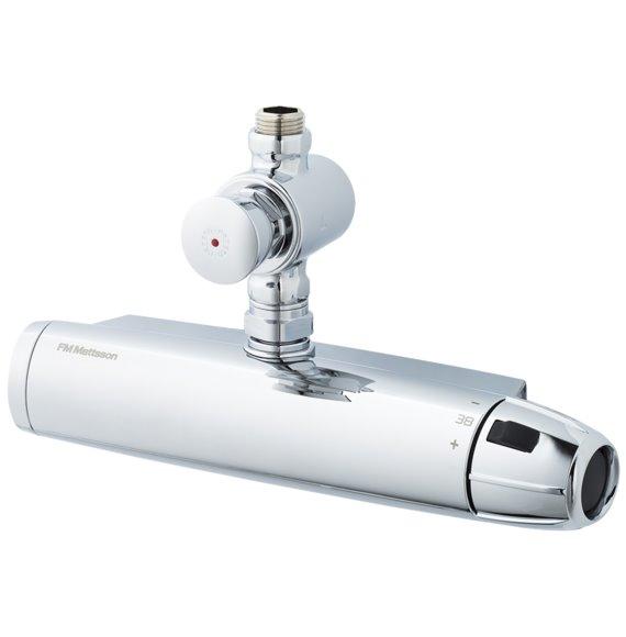 9000E II 160 c/c, med självstängande ventil