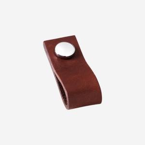 Ballingslöv Läderhandtag RK235B grepp Antik Krom