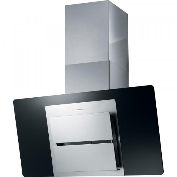 Franke Spisfläkt 930 Fusion 90 cm Svart Glas