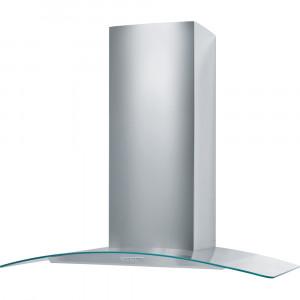 Franke Vägghängd Spisfläkt Opal 760 Rostfri 90 cm