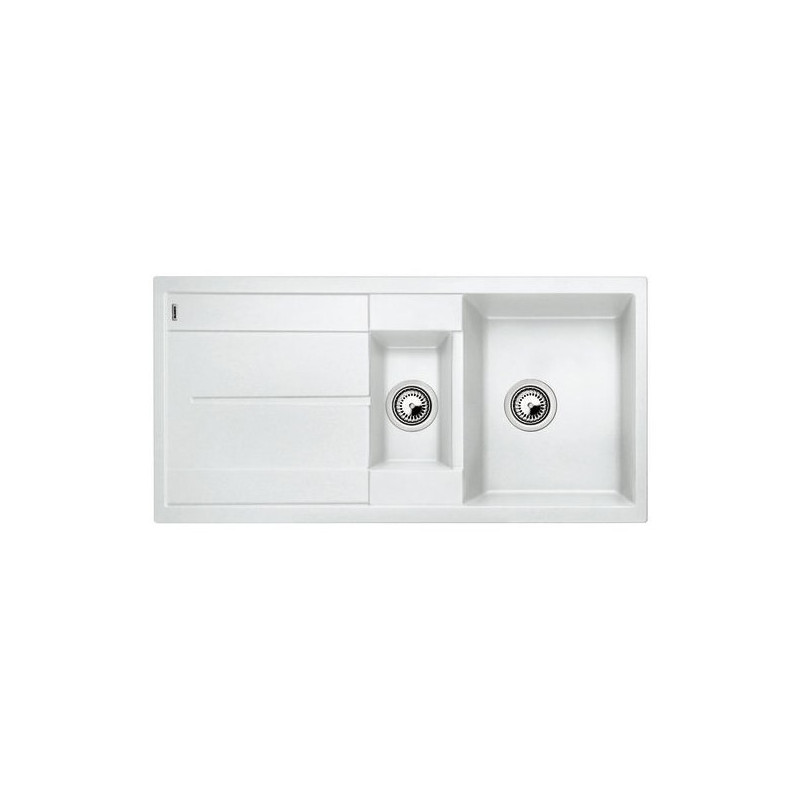 k p diskb nk blanco metra 6 s vit fr n 3 834 kr. Black Bedroom Furniture Sets. Home Design Ideas