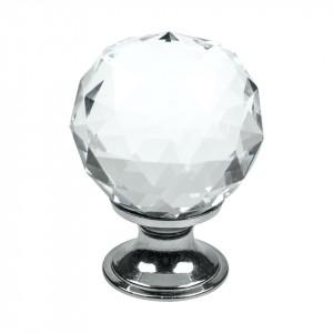 Beslag Design Knopp Diamond