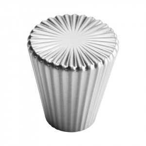 Beslag Design Knopp Chocolate