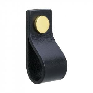 Beslag Design Läderhandtag Loop
