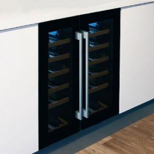 Kitchenline Vinkyl CAVA 60ddi dubbeldörr