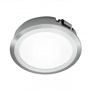 Beslag Design LED-Spot Stella flat LED 3000K IP44 500mA/3W