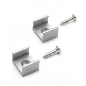 Beslag Design Monteringskit Twig XA (clips + tejp)