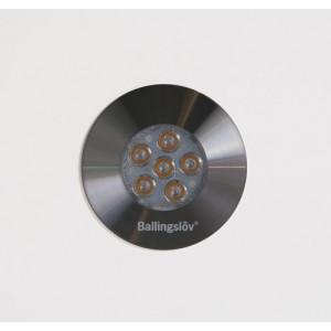 Ballingslöv Driver TRAFOBTLED Dimbar till LED Ballingslöv 1-6 ingångar, dimbar från 1 spotlight