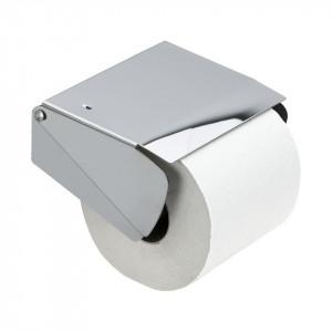 Beslag Design Toalettpappershållare Med Lock Solid