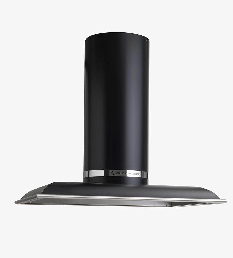 Fjäråskupan Köksfläkt Mixer 90 cm - InHouse Kolfiltersystem