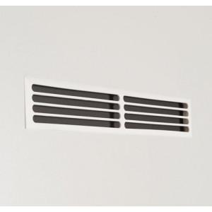 Ballingslöv Ventilationsgaller VENTGV Vit Plast